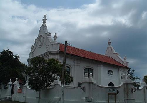 VOC Galle Dutch Fort South Coast Sri Lanka  A World Heritage Site
