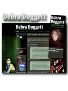 Debra Doggett