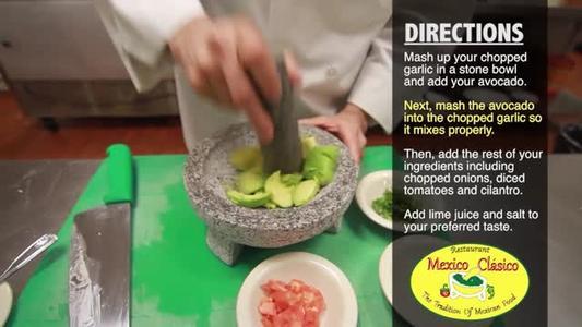 Guacamole - Mexico Classico - Chefs Corner_-3463854055135296276