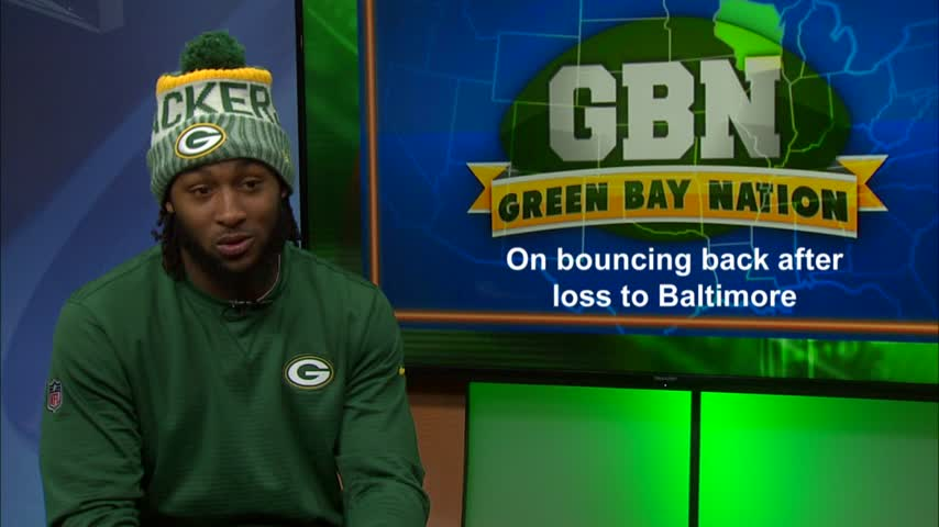 GBN One on One with Aaron Jones 11-22_77448894