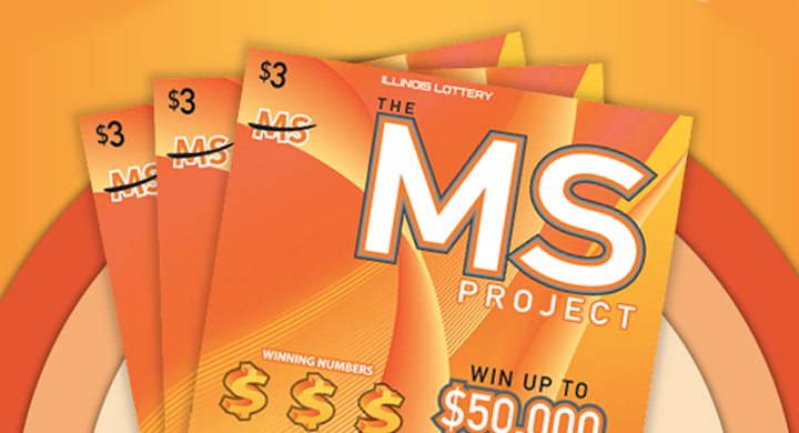 Illinois Lottery to Help Find Cure for Multiple Sclerosis