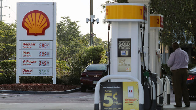 Miami Gas Prices >> Higher Gas Prices Could Spoil Trump S Tax Cuts