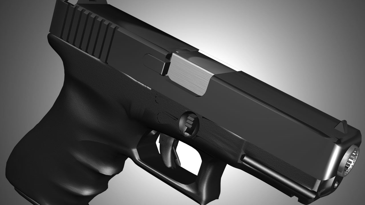 gun generic glock 9mm