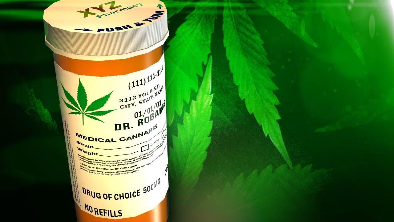 medical marijuana prescription generic