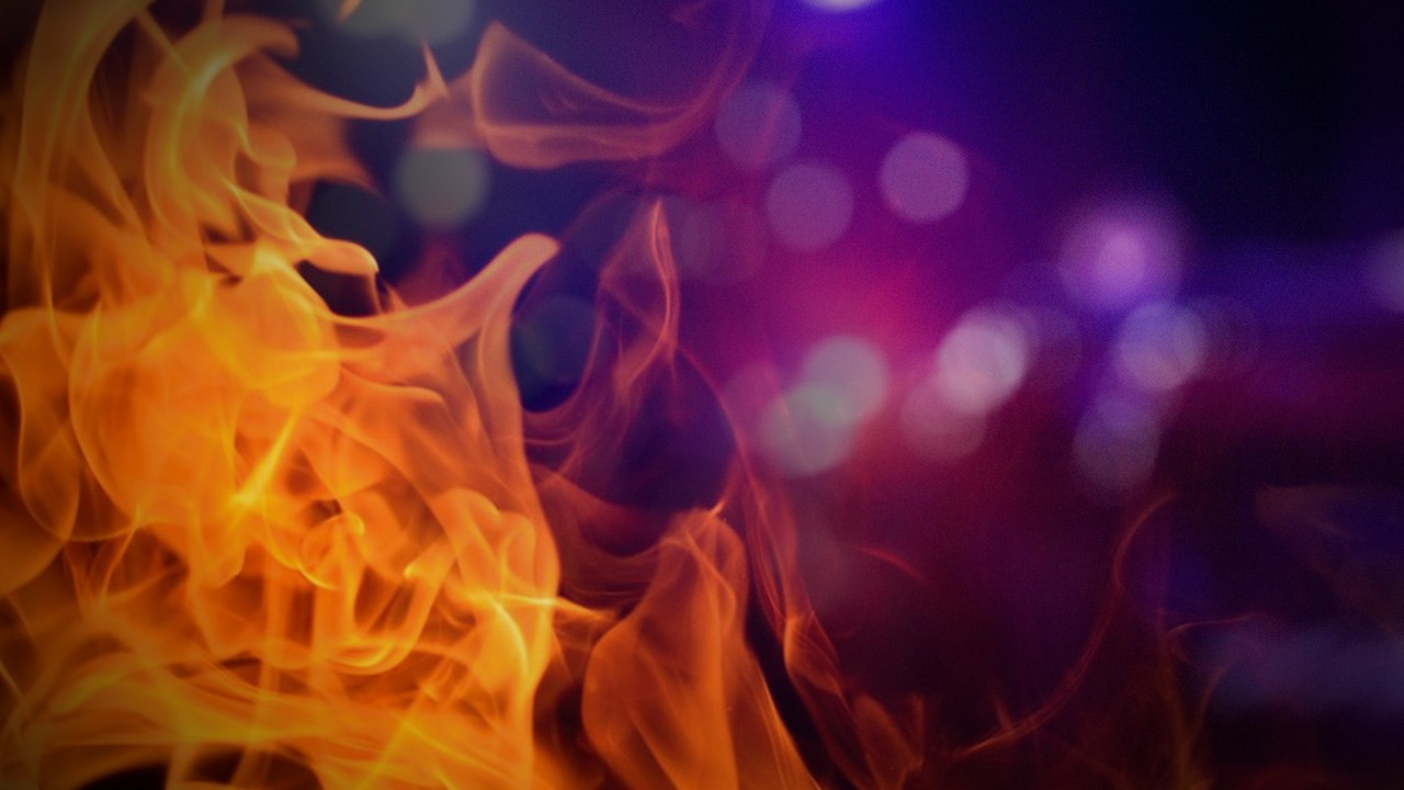 arson fire generic