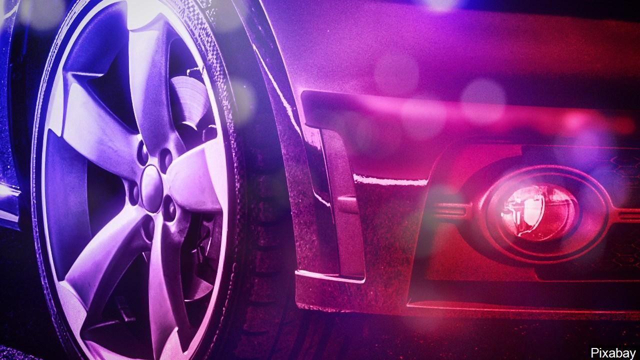 car theft generic stolen car