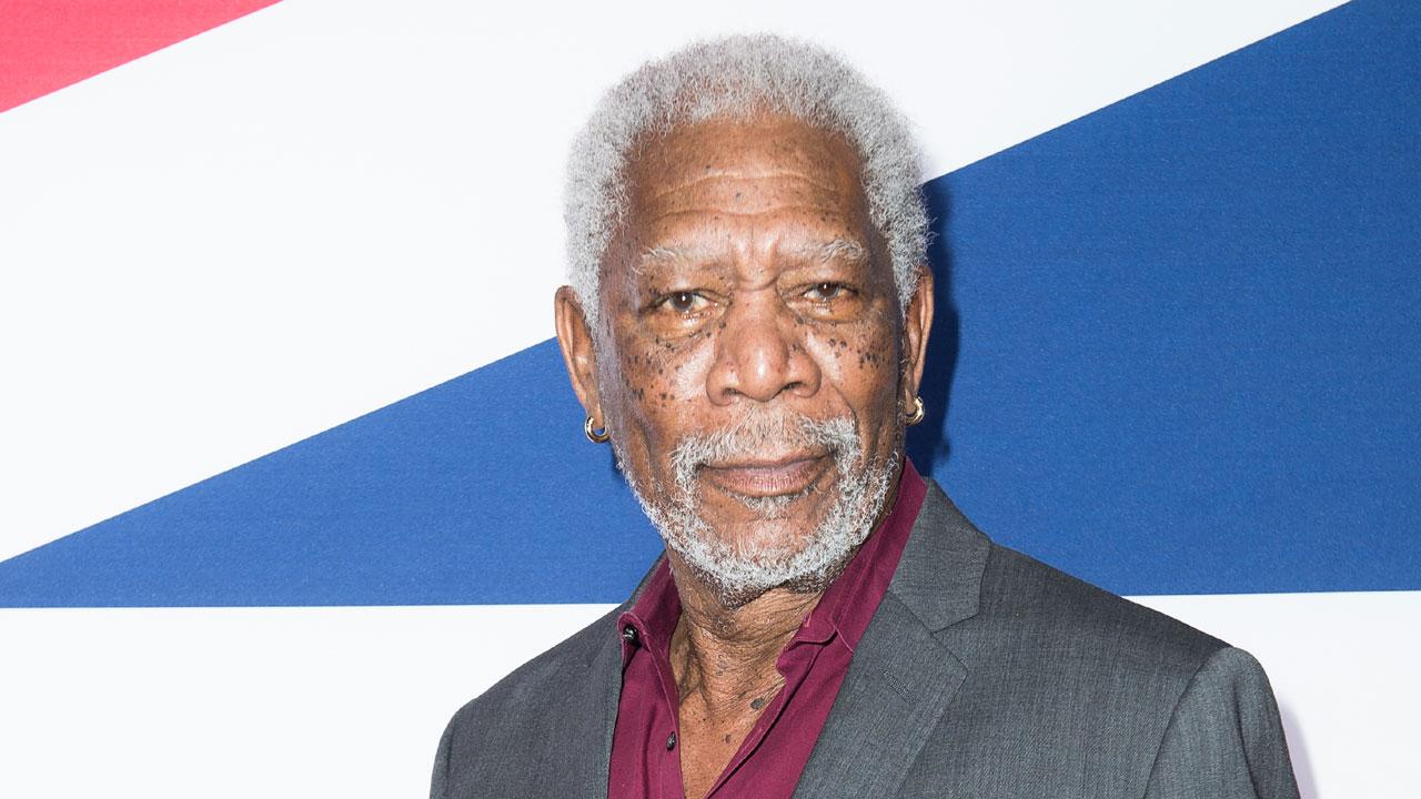 Morgan Freeman at London Has Fallen premiere13948445-159532