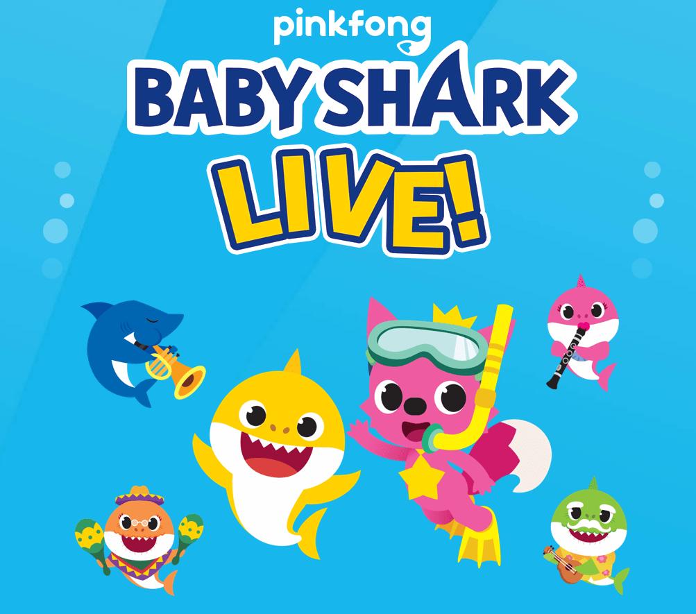 Baby Shark Live! tour dates announced | MyStateline com
