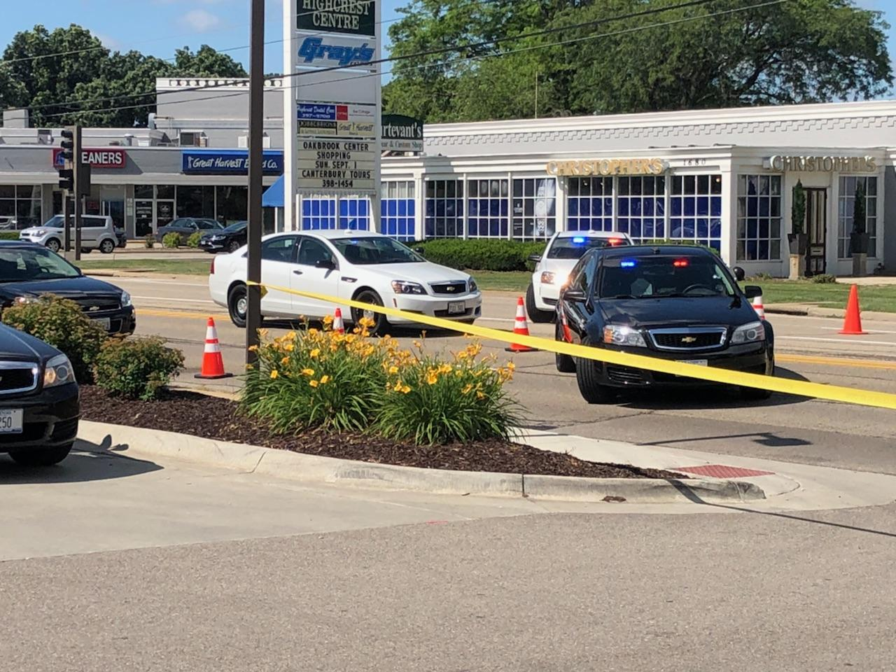 Woman dies after getting hit by car near busy Rockford intersection