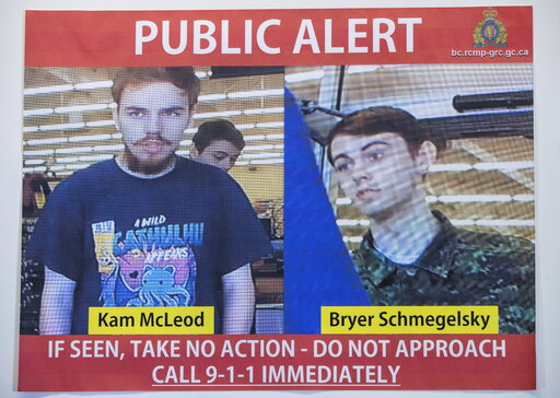 Canada police: 2 teen fugitives took their own lives – MyStateline com
