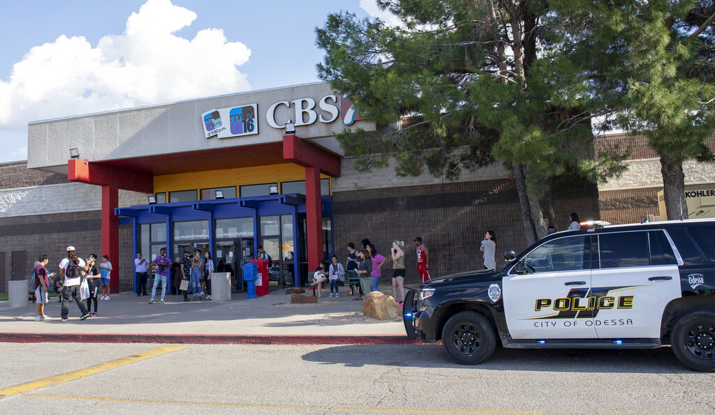 Death toll in West Texas shooting rampage rises to 7 victims
