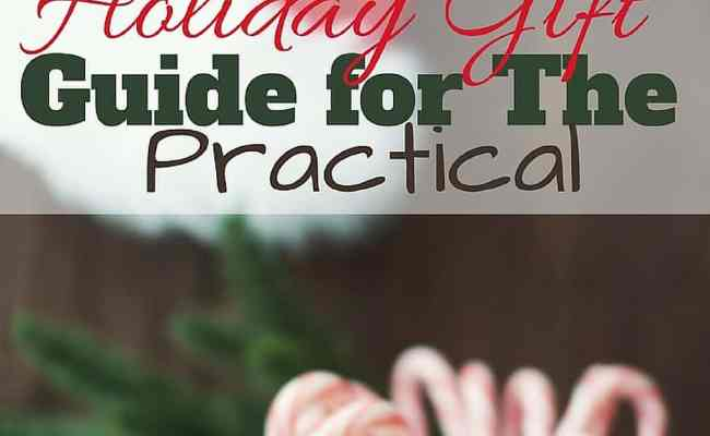 Holiday Gift Guide For The Practical My Stay At Home