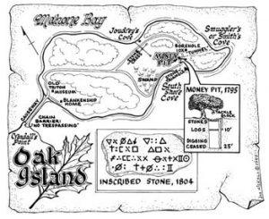 Oak Island Money Pit NC
