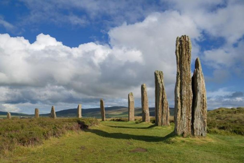 The 5,000-year-old Ring of Brodgar (David Woods / Adobe Stock)
