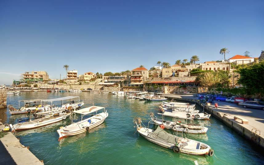 Byblos, Λίβανος