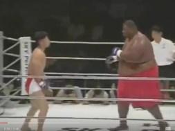 Αδύνατος εναντίον χοντρού