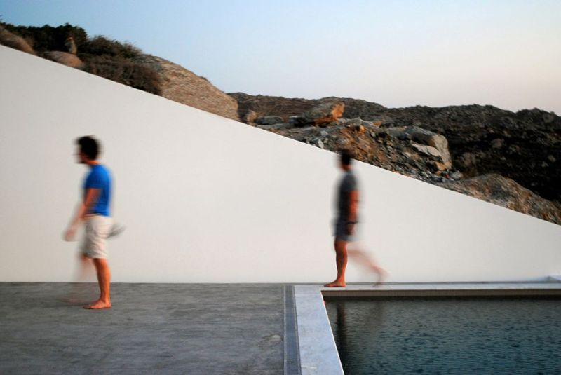 vacation house at naxos