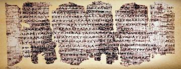 The Derveni Papyrus: The Most Ancient Book in Europe - Mysterious Greece ‐  The Insider's Travel Guide