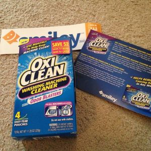 Oxiclean Smiley 360