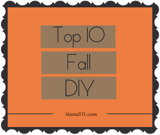top 10 fall diy