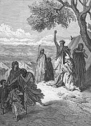 Noah Cursing Canaan