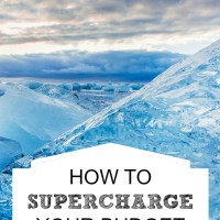 HOW TO SUPERCHARGE YOUR BUDGET WITH A SPENDING FREEZE