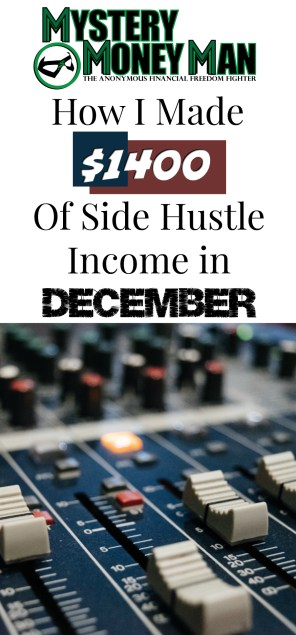 side hustle income