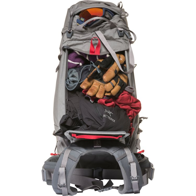 Mystery Ranch Gallatin Peak 40 Backpack - Bona Fide Backcountry Touring Backpack 2