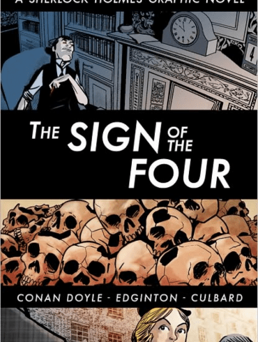 4 Updated Stories of Sherlock Holmes As Graphic Novels