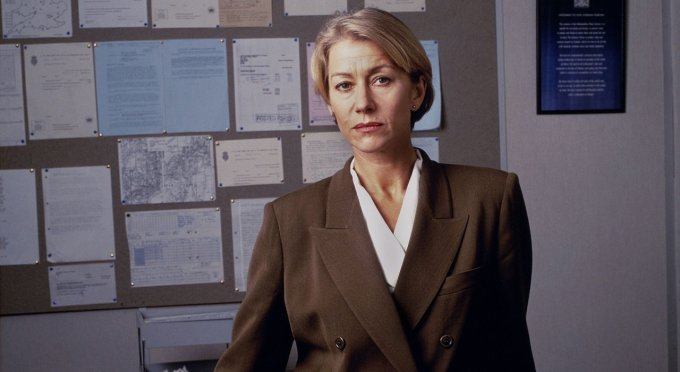Best British TV Detective series In Picture prime suspect
