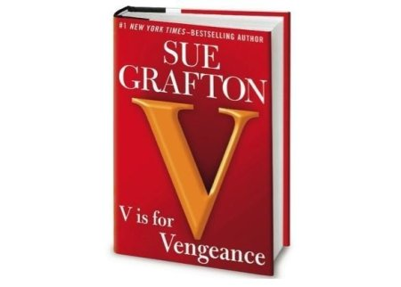 V is for Vengeance sue grafton