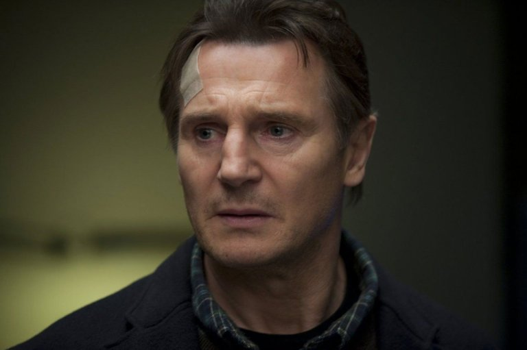 liam neeson moview review unknown