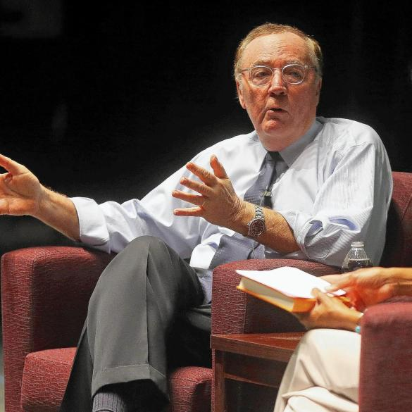 james patterson video tips