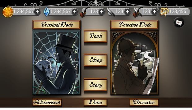 Jack the detective mobile mystery detective game -1