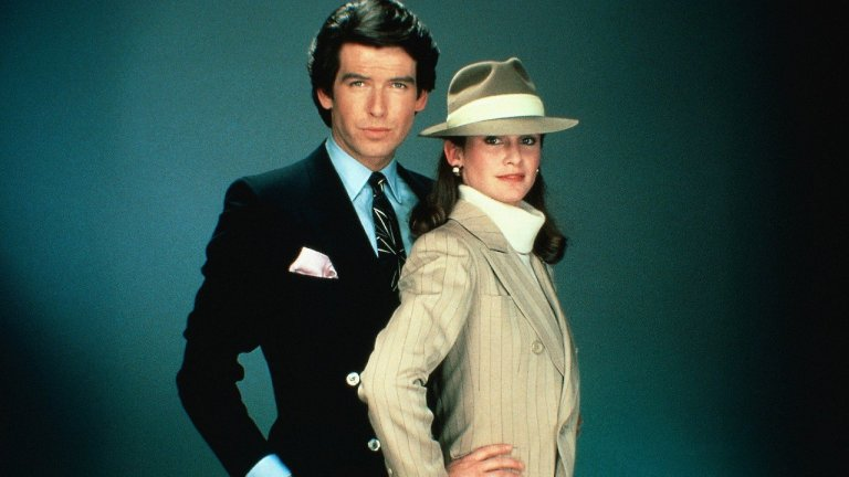 Remington Steele Laura Holt crime TV guide