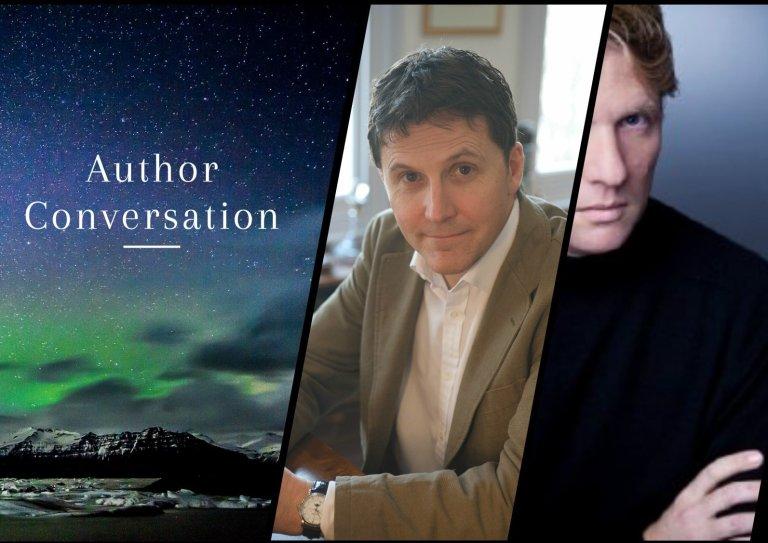 author conversation william ryan Jason Webster