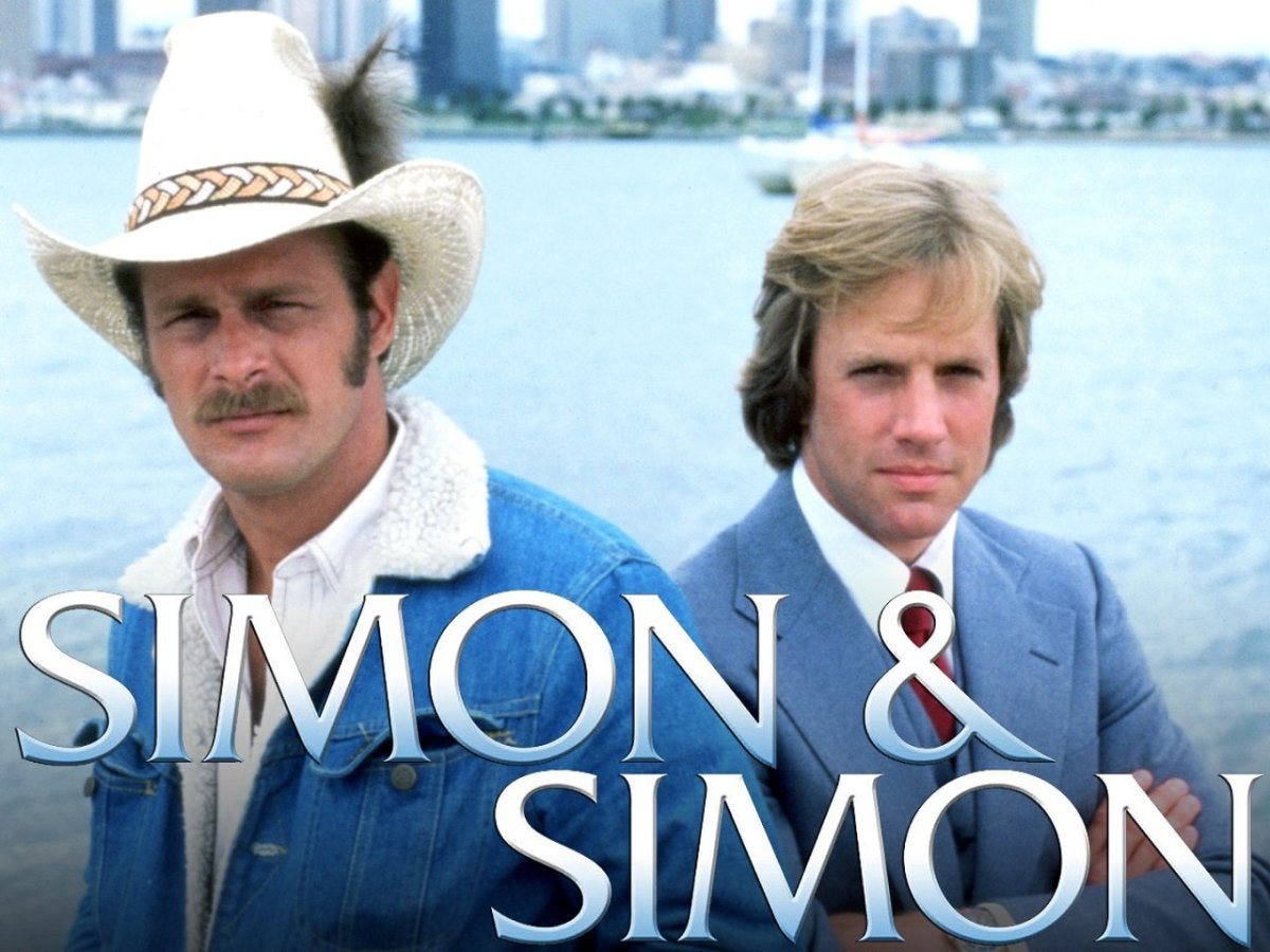 1980s simon and simon crime drama tv show