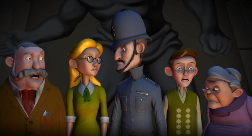 Blue Toad Murder Files game mystery app detective