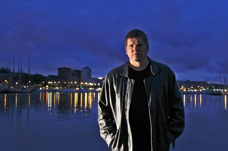Jarkko Sipila finland scandinavian crime fiction
