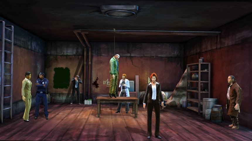 cognition game app detective mystery