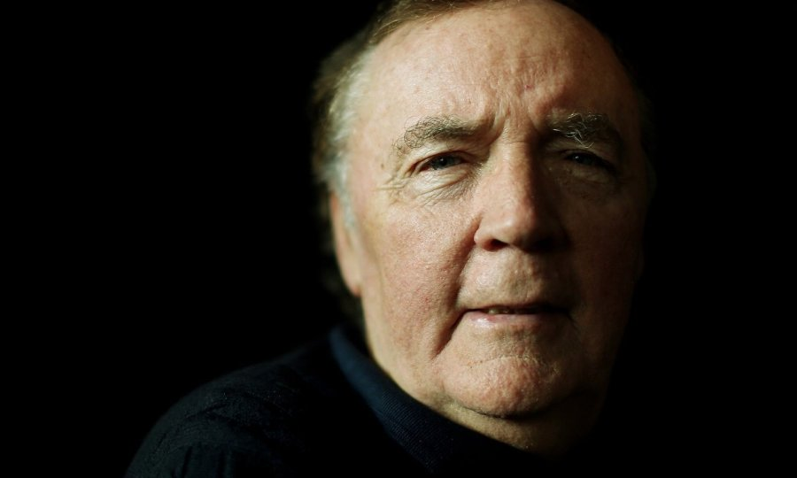 James Patterson donates books to troops