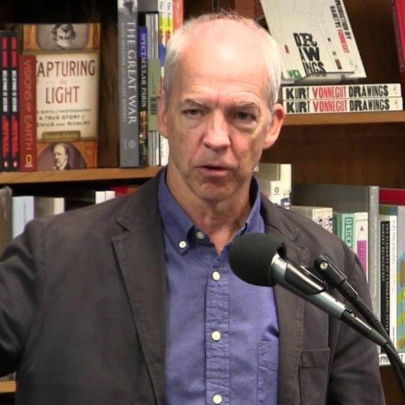 Dan Fesperman author crime novel mystery