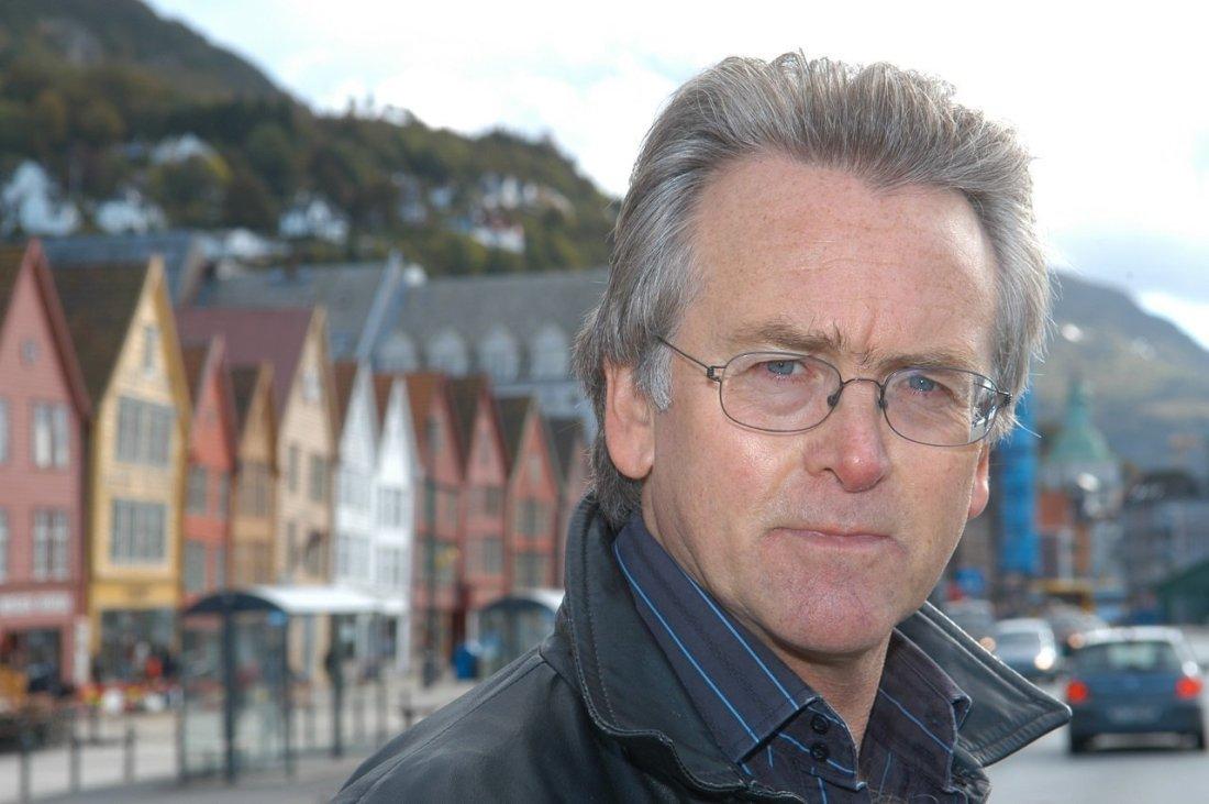 Interview with scandinavian crime fiction writer gunnar staalesen mystery tribune - main