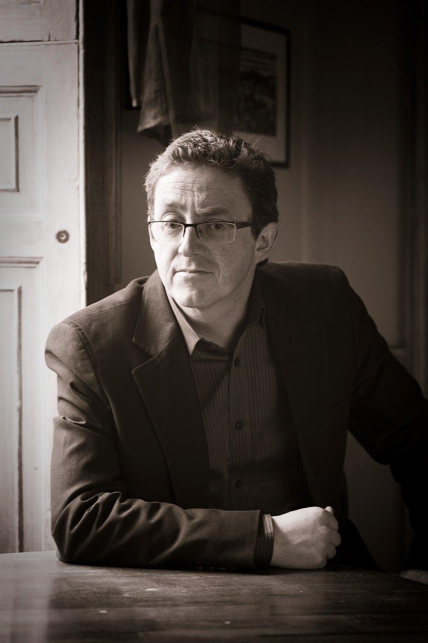 Gerard O'Donovan crime thriller author mystery tribune