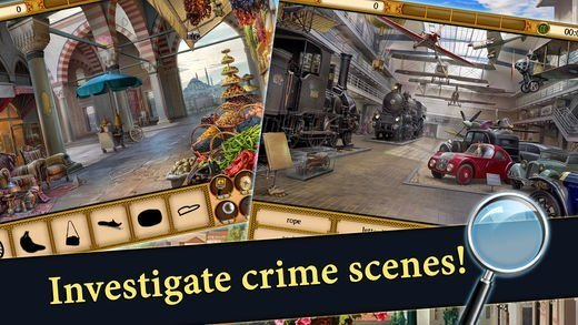 Hidden Objects Mystery Society 47 Best Mystery, Detective And Crime Game Apps In The Market Now