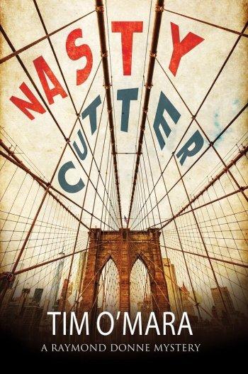 Nasty Cutter tim o mara best mystery thriller book covers 2017