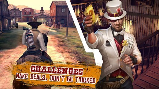 Six-Guns 47 Best Mystery, Detective And Crime Game Apps In The Market Now