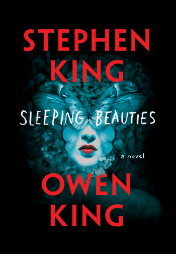 Sleeping Beauties by Stephen King best mystery thriller book covers 2017