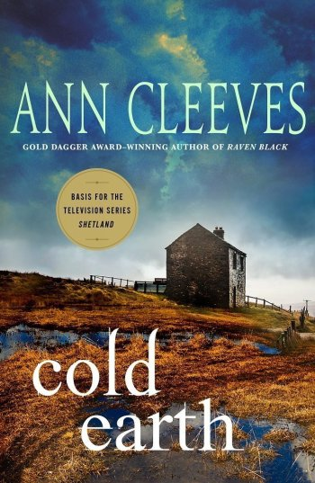 cold earth ann cleeves best mystery thriller book covers 2017