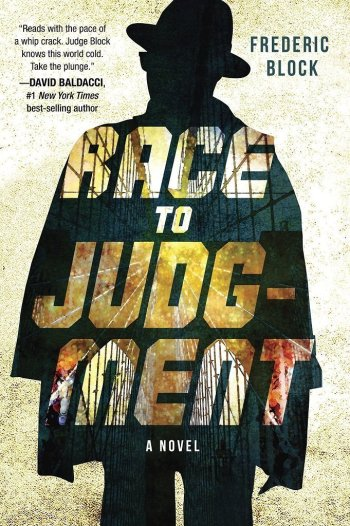 frederic block Race to Judgment best mystery thriller book covers 2017